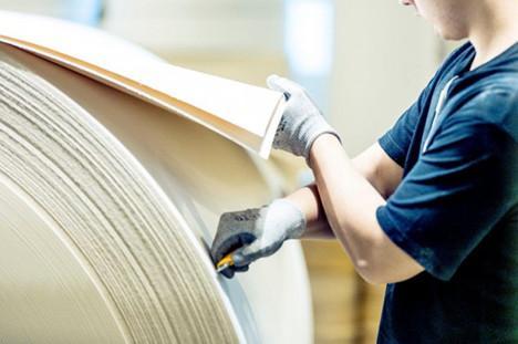 Pankaboard modernizuje maszynę do produkcji kartonów