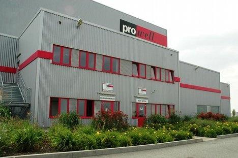nowe fabryki prowell