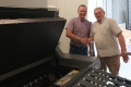 System CTP Kodak Trendsetter Q 800 F Speed w drukarni Poligrafia