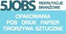 5JOBS Rekrutacje Branżowe - Opakowania, POS, Druk, Papier i Tworzywa Sztuczne
