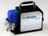 Mikroskop DotScope eco do ekspertyzy wałków i tulei rastrowych