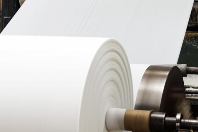 Europejski przemysł papierniczy w roku 2020