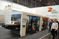 DS Smith na targach interpack