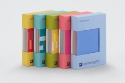 Arjowiggins przedstawia nowy wzornik papierów ozdobnych