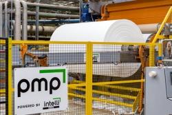 PMP dostarczy do Convertipap maszynę do produkcji papierów higienicznych