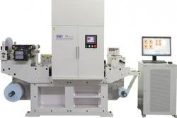DLM - maszyna do cyfrowego druku etykiet shiki