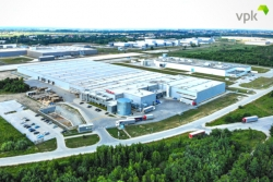 Nowa fabryka VPK w Brzegu otwarta