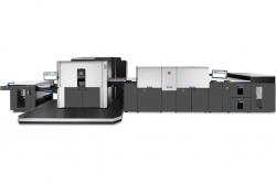 HP Indigo 30000 i Scodix Ultra 202