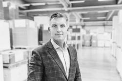 Jens Olson nowym Dyrektorem Generalnym Lessebo Paper
