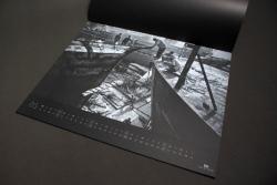 Arctic Paper Polska prezentuje kalendarz Black&Gray 2019