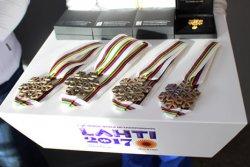 medal mistrzostw w lahti