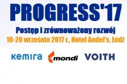 progress'17 konferencja i wystawa papiernicza