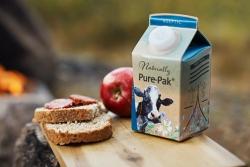 Karton Natura Life od Stora Enso w ekologicznych opakowaniach Pure-Pak