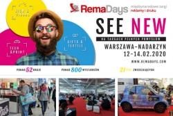 RemaDays Warsaw 2020 – See NEW na targach pełnych pomysłów