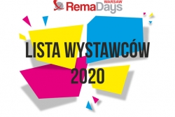 remadays - lista wystawców