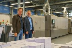 atramentowy system produkcyjny na papier ciągły Ricoh