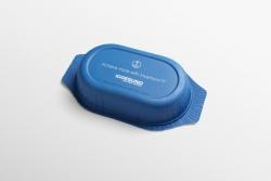 Tektura Inverform - ekologiczna alternatywa dla plastikowych tacek na żywność
