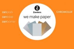Zanders Paper na targach Packaging Inoovations