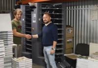 Zbieraczki z oferty Duplo zwiększają wydajność drukarni Jotan