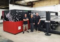 GSP pierwszym w USA użytkownikiem najnowszego plotera inkjetowego Agfa Jeti Tauro H3300 UHS LED