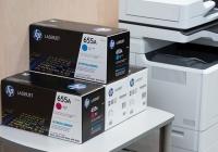 HP i polskie służby kontra nielegalna sprzedaż materiałów eksploatacyjnych