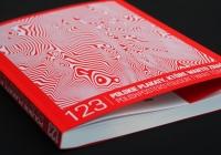 """Katalog """"123... polskie plakaty, które warto znać"""" na papierze Antalis"""