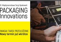 Targi Packaging Innovations we wrześniu