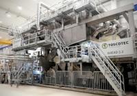 Nowa linia do produkcji papierów higienicznych w Cartiera Confalone