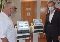 Velvet CARE wraz z pracownikami funduje respirator dla szpitala w Olkuszu
