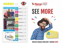 Wielka Księga Reklamy i Druku oraz Adbox-Inspiracje Reklamowe