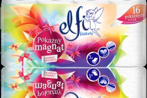 Papier toaletowy elfi 16 rolek