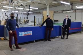 Nowy ploter klejowy Bickers Glue-Jet w Werner Kenkel