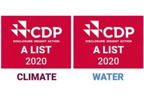 Carbon Disclosure Project docenia inicjatywy środowiskowe Canon
