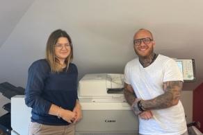 DK Projekt zwiększa wydajność z maszynami od Amagraf