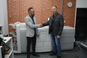 DKS i Monoc Druk – spotkanie multibrandowego dostawcy z drukarnią, która stawia na rozwój