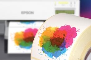 Etykiety kolorowe - jak drukować?