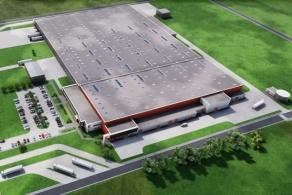 Ruszyła budowa fabryki opakowań tekturowych DS Smith w Bełachtowie