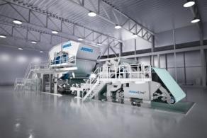 ANDRITZ dostarczy linię do produkcji bibuły do Astrabel w Chorwacji