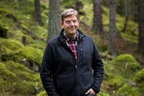 Johan Granås, dyrektor ds. zrównoważonego rozwoju w Iggesund Paperboard