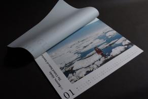Warm Waters – kalendarz Arctic Paper Polska 2020