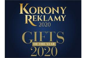 Korony Reklamy 2020 oraz Gifts of The Year 2020