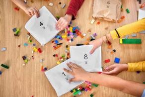 LEGO stawia na opakowania z papieru