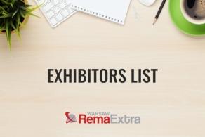 lista wystawców remaextra