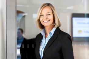 Marjo Halonen, VP Communications, Metsä Board