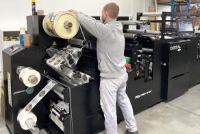 Produkcja etykiet nowym pomysłem na biznes drukarni PrintPoint