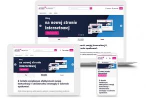 Antalis Poland z nową stroną internetową