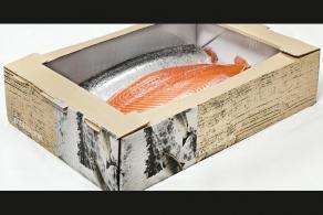 EcoFishBox – proekologiczne opakowanie na ryby od Stora Enso