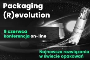 Packaging Revolution –  konferencja o nowych i zaskakujących rozwiązaniach ze świata opakowań