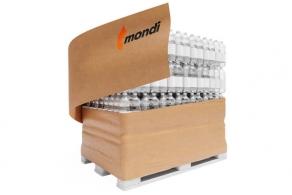 Rozciągliwy papier Advantage StretchWrap od Mondi idealny do owijania palet