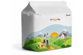 Papierowa torba EcoWicketBag od Mondi z nagrodą EUROSAC